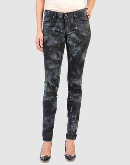 PAIGE PREMIUM DENIM Denim pants - Item 42172025