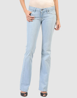 PAIGE PREMIUM DENIM Denim pants - Item 42172191