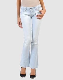 PAIGE PREMIUM DENIM Denim pants - Item 42172193