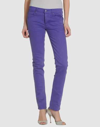 CHEAP MONDAY Colored Skinny Jeans from yoox.com