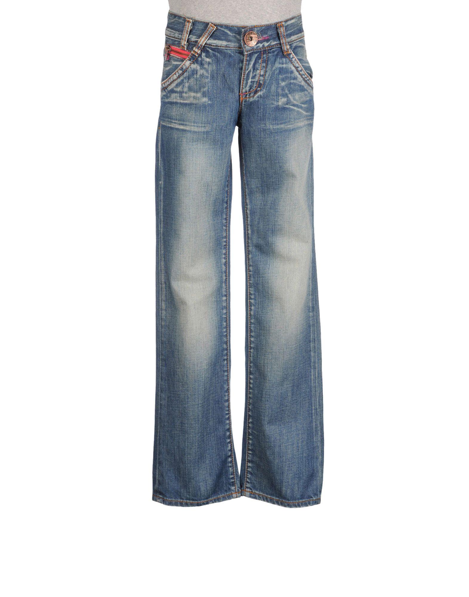 MISS SIXTY Denim pants - Item 42184060