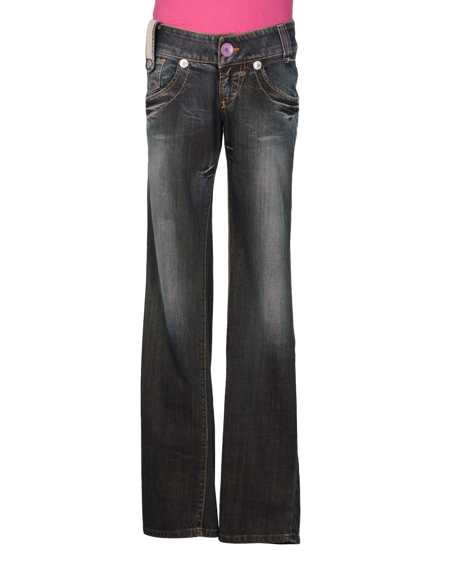 MISS SIXTY Denim pants - Item 42184066