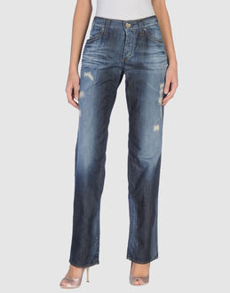 MISS SIXTY Denim pants - Item 42184151