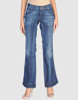 MISS SIXTY Denim pants - Item 42184160