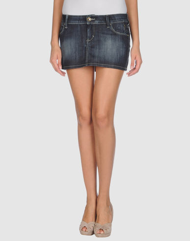 MELTIN POT - Denim skirt