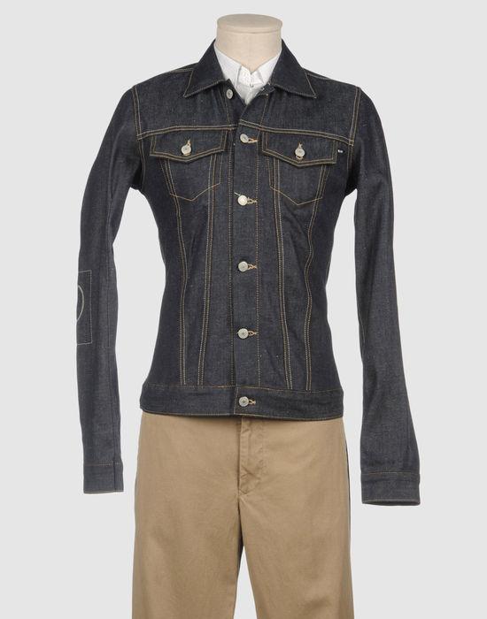 EDWIN Джинсовая верхняя одежда