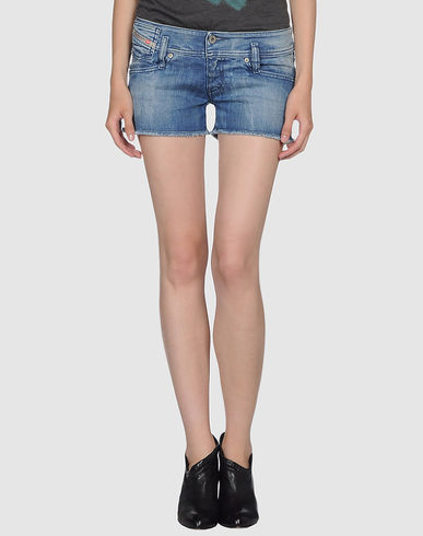 DIESEL - Denim shorts