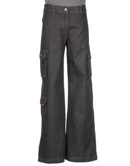 BOBOLI - ДЖИНСОВАЯ ОДЕЖДА - Джинсовые брюки