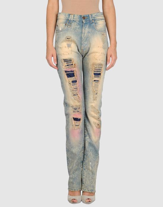 цена  BAD SPIRIT Джинсовые брюки  онлайн в 2017 году