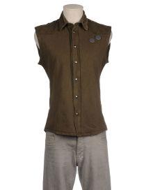 LIQUID - Denim shirt