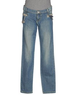 MISS SIXTY Denim pants - Item 42213681