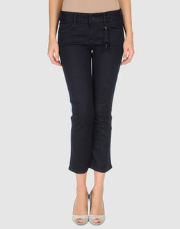 BLACK ORCHID - ДЖИНСОВАЯ ОДЕЖДА - Джинсовые брюки-капри