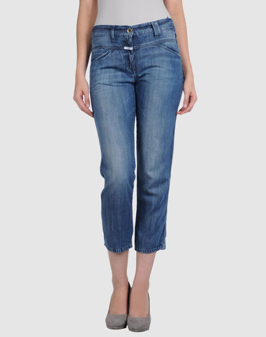 CLOSED - Denim capris