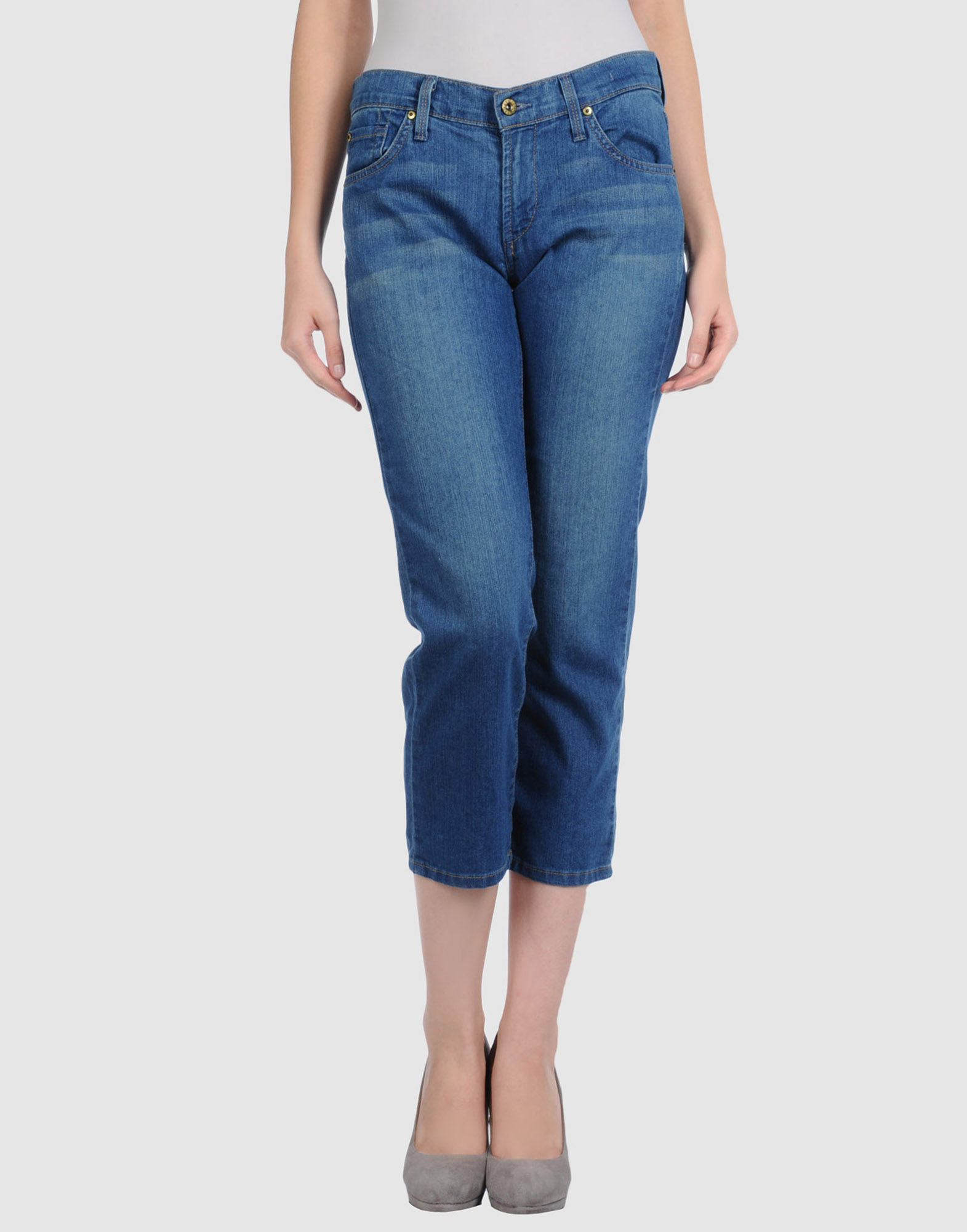 JAMES JEANS Denim capris