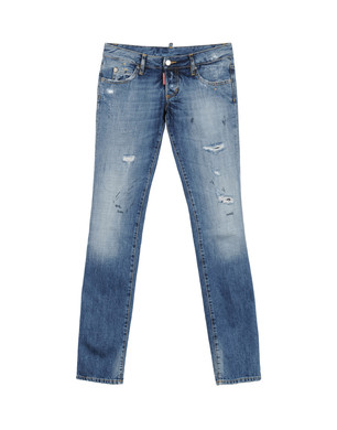 Denim pants Women's - DSQUARED2
