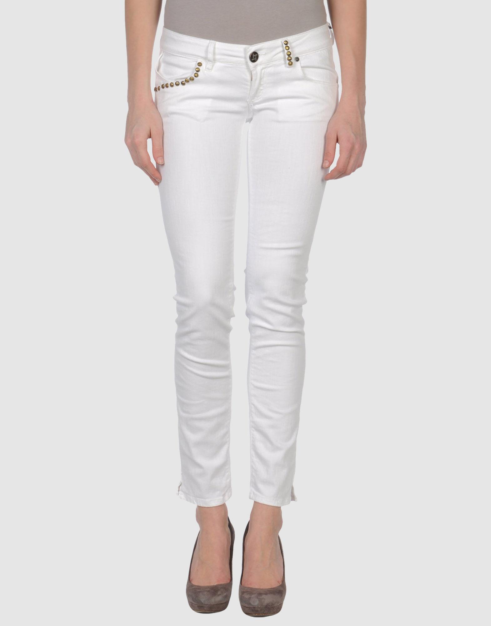 TAKE-TWO Denim pants - Item 42237380
