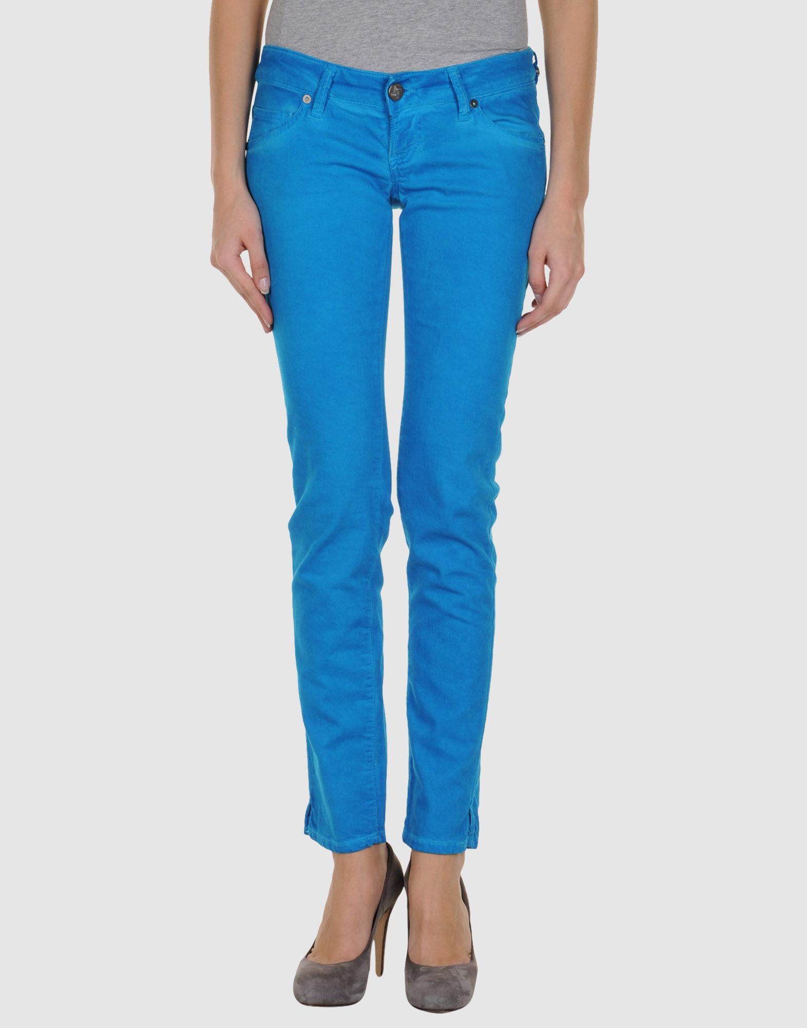 TAKE-TWO Denim pants - Item 42237554