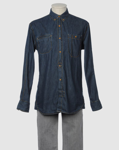 FRENCH CONNECTION - Denim shirt