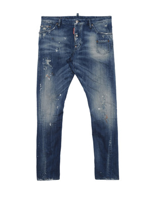 Denim pants Men's - DSQUARED2