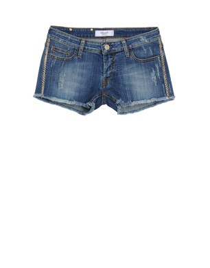 Denim shorts Women's - BLUGIRL BLUMARINE