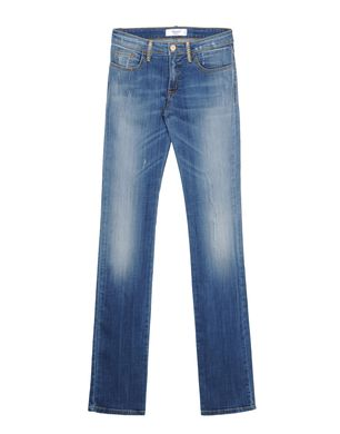 Denim trousers Women's - BLUGIRL BLUMARINE