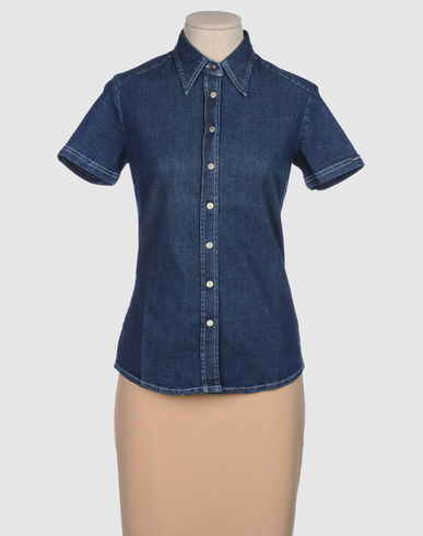 INDIAN ROSE - Denim shirt