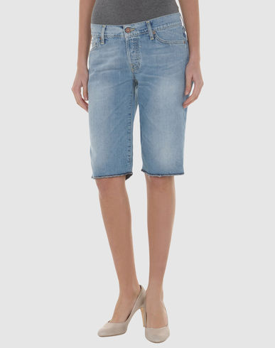 7 FOR ALL MANKIND - Denim bermudas