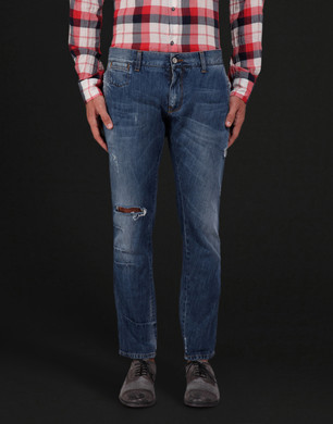Welt pocket jeans - Jeans - Dolce&Gabbana - Summer 2016