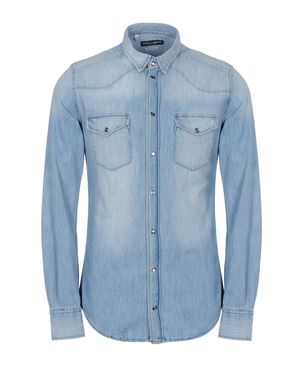 Denim shirt Men's - DOLCE & GABBANA