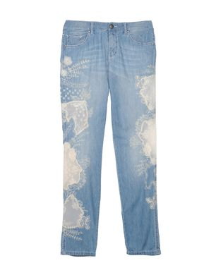 Denim pants Women's - ERMANNO SCERVINO