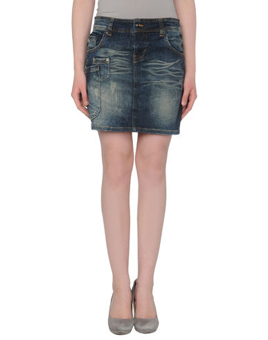 GALLIANO - Denim skirt