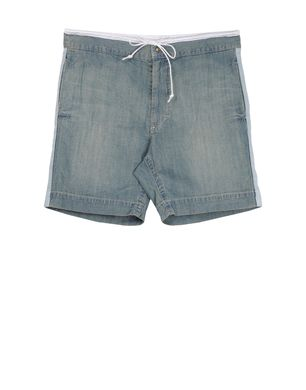Denim shorts Men's - SACAI