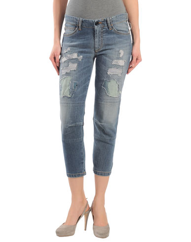 COMING SOON - Denim capris