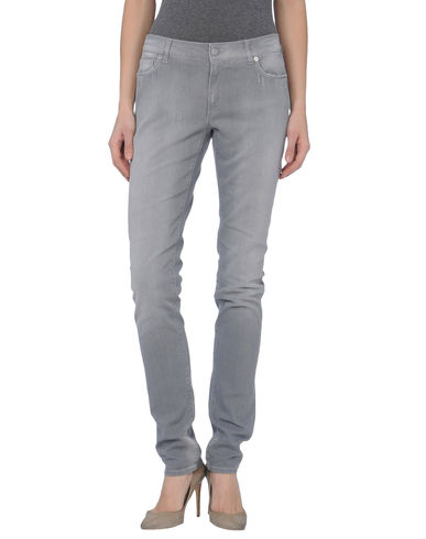 PRADA - Denim trousers