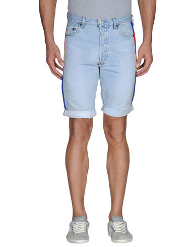 MAPARAMA RECYCLED - Denim bermudas