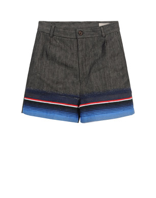 Denim bermudas Men's - SHAUN SAMSON
