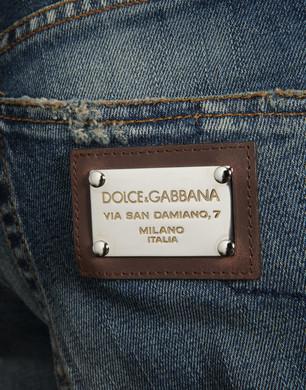 Denim stretch - Pantaloni jeans - Dolce&Gabbana - Estate 2016