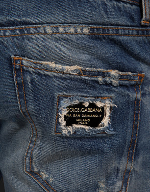 Gold Jeans - Jeans - Dolce&Gabbana - Summer 2016