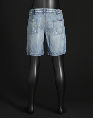 Cargo shorts - Denim shorts - Dolce&Gabbana - Summer 2016