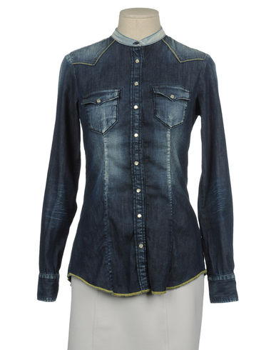 RA-RE - Denim shirt