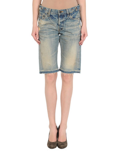 PRPS - Denim bermudas