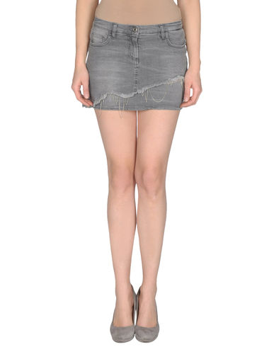 PATRIZIA PEPE - Denim skirt