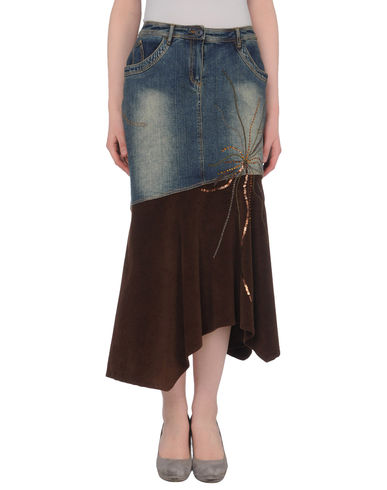 DIANA GALLESI - Denim skirt