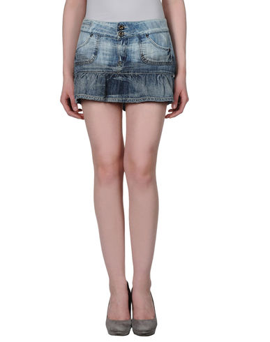 BRAY STEVE ALAN - Denim skirt