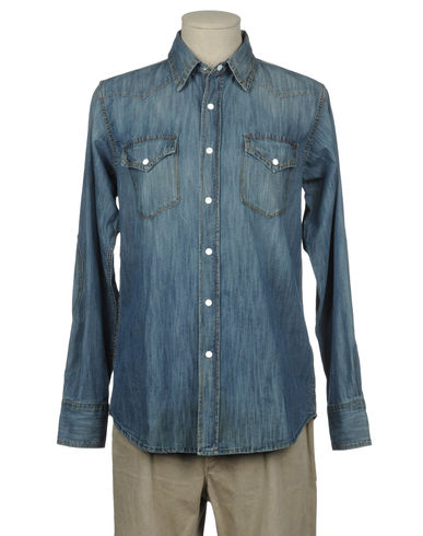 MAISON MARTIN MARGIELA 10 - Denim shirt