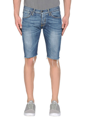 2 MEN - Denim bermudas
