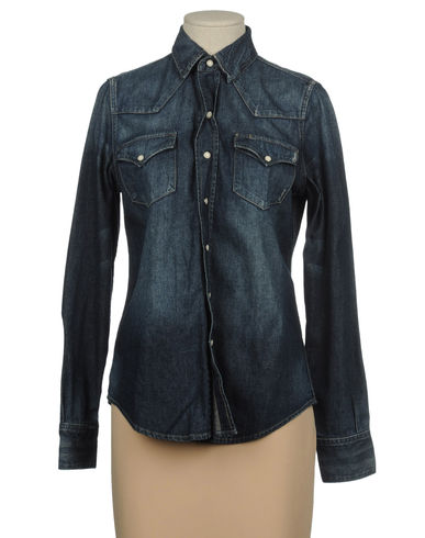 RALPH LAUREN - Denim shirt