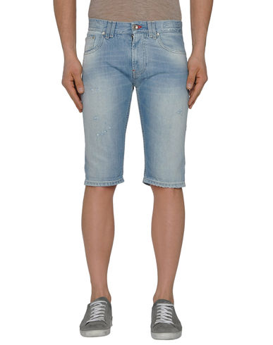 WILLIAMS WILSON - Denim bermudas