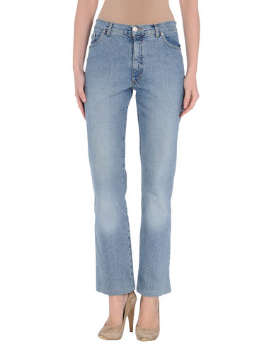 BLUMARINE JEANS - Denim trousers