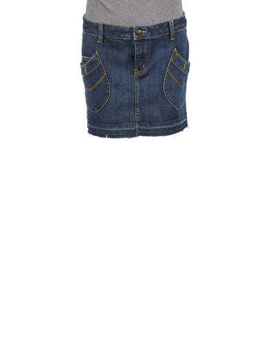 RALPH LAUREN - Denim skirt